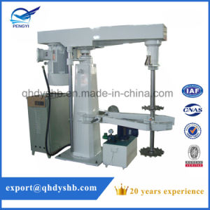 Hydraulic Lifting High Speed Paint Disperser pictures & photos