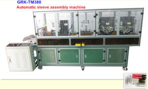 Stationery Machinery--Marker Pen Sleeve Automatic Assembly Machine pictures & photos