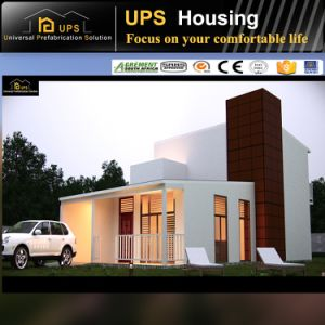 Prefab Beach House with Decoration for Vacation pictures & photos