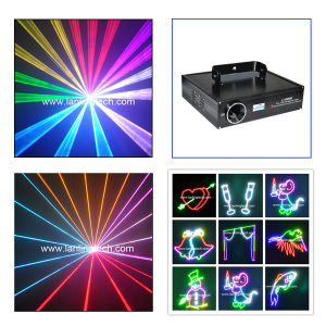 Christmas Decorative DJ Disco Stage Laser Beam Light with Animation pictures & photos