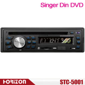 STC-5001 Single DIN Car DVD Player Car MP3 Player Headrest DVD Player for Car
