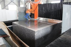 CNC 3D Stone Engraving Machine Stone Carving CNC Machine pictures & photos