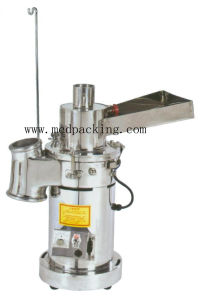 HK-08b Automatic Continuous Herb Grinder Pulverizing Machine