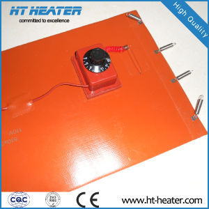 Electric Rubber Silicone Heater pictures & photos