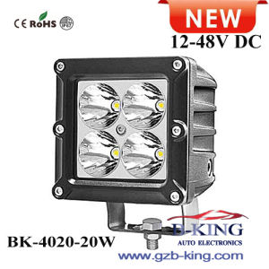 New 4inch 12-48V 20W CREE LED Work Light pictures & photos