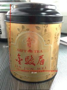 Round Tin Tea Packaging Box&Tea Tin Can pictures & photos