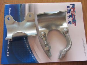 High Quality Drop Forged Single Coupler Factoy in Rizhao (FF-0016) pictures & photos