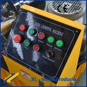 Ce Hydraulic Hose Crimping Machine pictures & photos