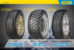Auto Tire/Light Truck Tire/Car Tire for Driving Comfort pictures & photos