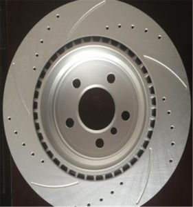 Brake Disk Auto Spare Parts for Honda Civic 2012-2013 OEM 42510-Snv-H00 pictures & photos