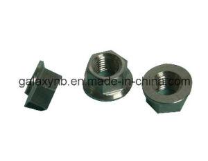 Titanium Hex Flange Nut Standard Parts pictures & photos