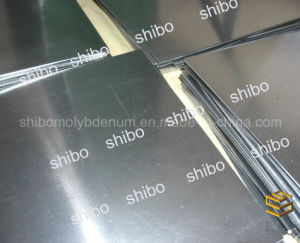 High Temperature Molybdenum Plates for Vacuum Furnace pictures & photos