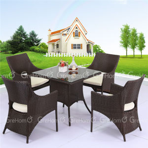 Rattan Patio Furniture for Coffee Shop