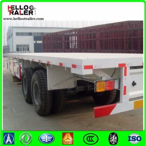 20 Feet ISO Tank Container Truck Trailer for Africa pictures & photos
