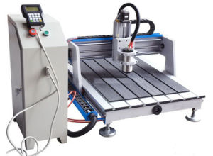 Cheap Price Mini CNC Woodworking Router R6090 pictures & photos