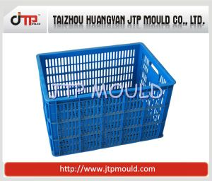 High Quality Stackable Crate Mould Plastic Injection Mold pictures & photos