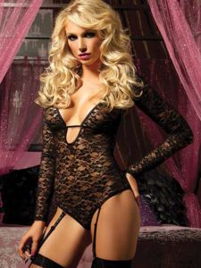 Sexy Lingerie / Sexy Babydoll (SL000213) pictures & photos