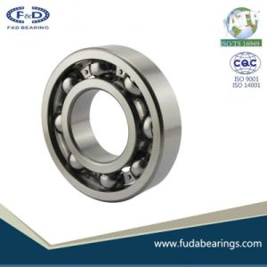 High Precision F&D Bearings deep groove Ball Bearing 6000 6201 6300 Series pictures & photos