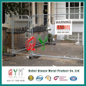 Qym-Pedestrian Gates for Temporary Fencing pictures & photos