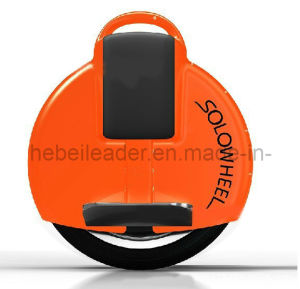 Ideal Selection City Scooter Power 500W One Wheel Electric Scooter Solowheel pictures & photos