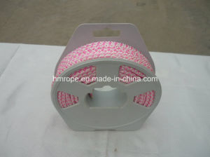 Polyester Diamond Braid Rope (8/16/24 strands braided) pictures & photos