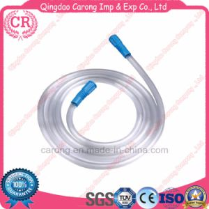 Disposable Yankauer Suction Connecting Tube for Hospital Use pictures & photos