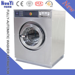 10kg Automatic Washer Extractor Machine pictures & photos