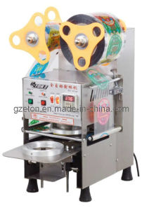 Fully Automatic Stainless Steel Cup Sealing Machine (ET-Q9) pictures & photos