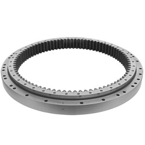 Double-Row Ball Inner Gear Slewing Ring with SGS pictures & photos