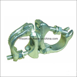 Galvanized Swivel Forged Coupler/ Pipe Fittings for German Type pictures & photos