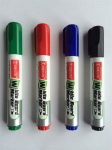72 Hours Cap off Time Whiteboard Marker Pen 8806 pictures & photos