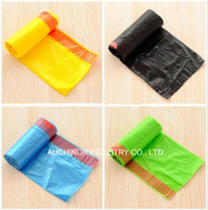 Colored Plastic Disposable Car Trash Garbage Bag pictures & photos