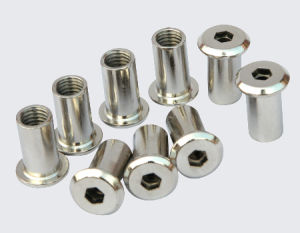 China Good Quality Furniture Link Nuts Fastener Nuts with Good Quality New pictures & photos