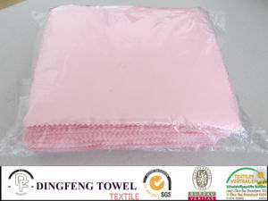 Microfiber Glass Cleaning Cloth Df-2839 pictures & photos