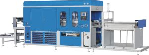 High Speed Vacuum Forming Machine (BC-700/1200A)