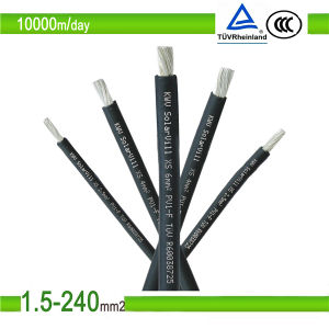 UL Approved UL 4703 Solar PV Cable pictures & photos