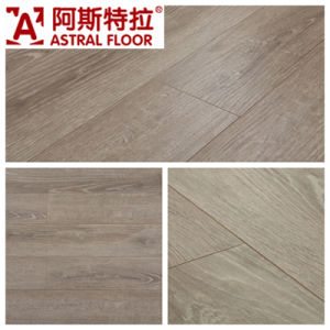Hot Sale Commercial AC3 AC4 Laminate Wooden Flooring As3503-8 pictures & photos
