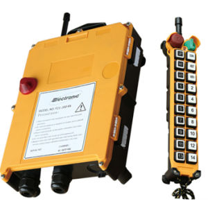 F21-20 Safe Push Button Remote Control Industrial Wireless Remote Controller pictures & photos