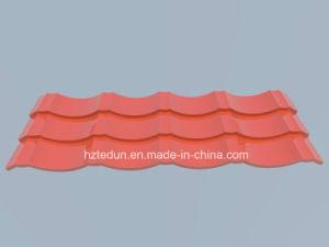 Tile Effect Roofing (Vermilion) pictures & photos
