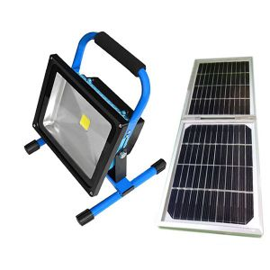 High Performance Car Charge Optional Rechargeable 30W Portable Battery LED Outdoor Flood Light pictures & photos