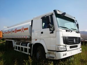 HOWO 4X2 Fuel Transport Truck pictures & photos