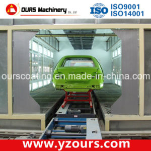 Auto Car Spray Painting Machine/Booth/Line pictures & photos