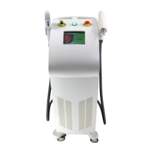 2 in 1 Beauty Machine ND YAG Laser Tattoo Removal IPL+Laser pictures & photos