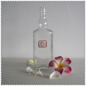 Wholesale Custom Glass Liquor Bottles pictures & photos