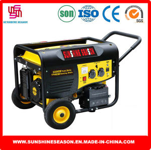 5kw Gasoline Genertors (SP12000E2) for Home & Outdoor Power Supply pictures & photos