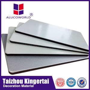 Alucoworld Cost Price in China ACP Cladding pictures & photos