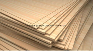 Okoume Plywood Sheets, Poplar Core E1 E0 Glue Commercial Plywood pictures & photos