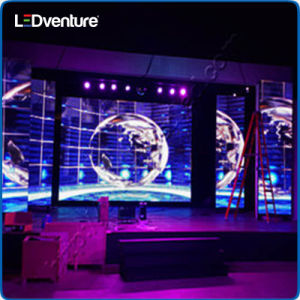 Indoor Full Color Super HD Resolution LED Video Wall pictures & photos