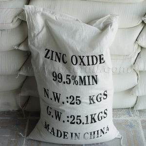 Purity 95% for Rubber Tyre Application of Zinc Oxide pictures & photos