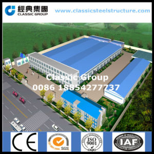 Cn Steel Structure Construction Warehouse pictures & photos